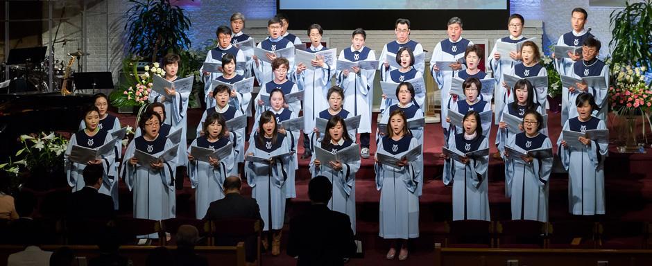 2016 Easter  -Choir