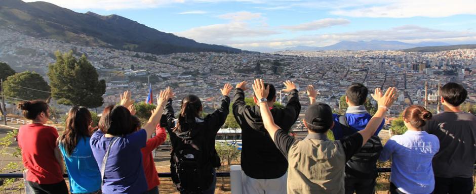 2014 Ecuador Mission 4