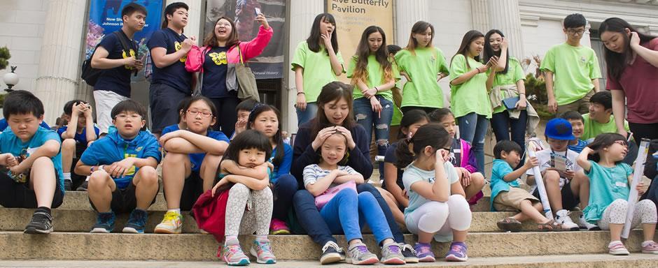 Korean School Fieldtrip 1